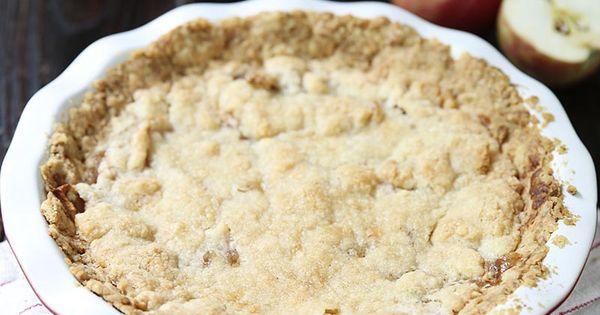 Easy Brown Bag Apple Pie   Brown Bags, Apple Pies and Pies