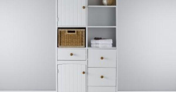 meuble colonne double de salle de bains finch blanc miel prix 3 suisses ttc salle de. Black Bedroom Furniture Sets. Home Design Ideas