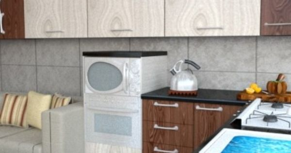 أفضل الطرق لاستغلال مساحة مطبخك الضيقة Screwdriver