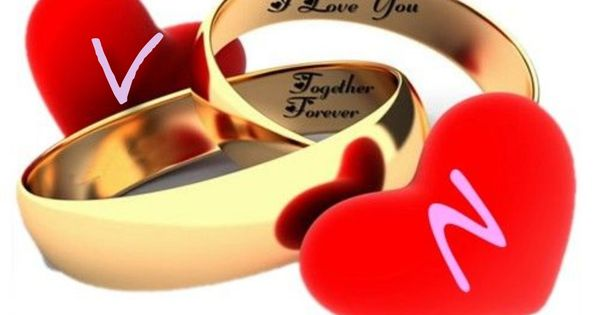 Pin By Vineet Chaudhary Tarar On Mangalsutra Designs And Ring Etc In 2021 Love Ring Name Wallpaper Lettering