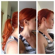Image Result For Loreal Hicolor Copper With Images Red Hair