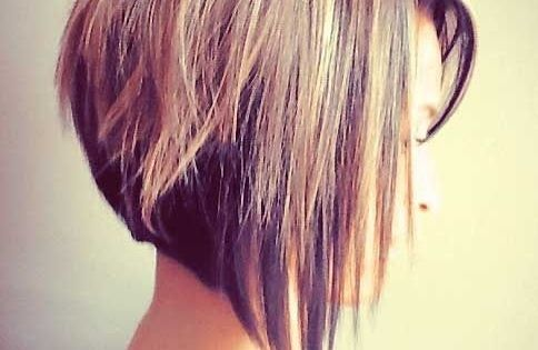 18 Super Hot Stacked Bob Haircuts Short Hairstyles For