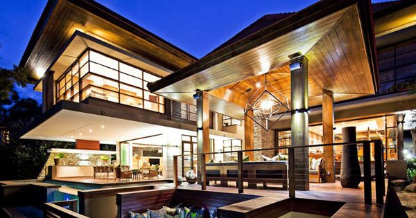SGNW House Metropole Architects - Kindesign South African dream house in Zimbali