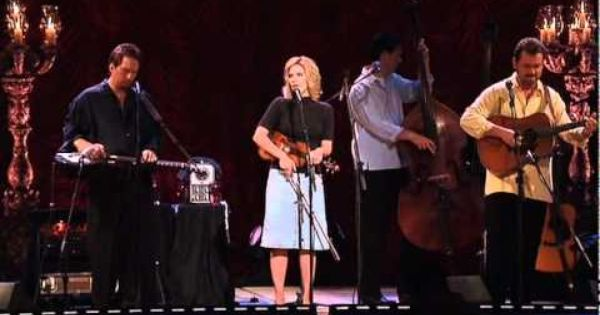 Alison Krauss And Union Station When You Say Nothing At All