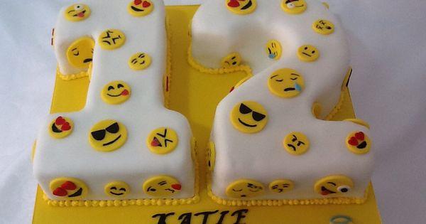 Pintrest Cake Of Emoji Poop Cake