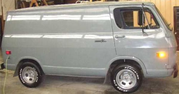 1968 Chevy Van 90 Series For Sale From Transfer Pennsylvania
