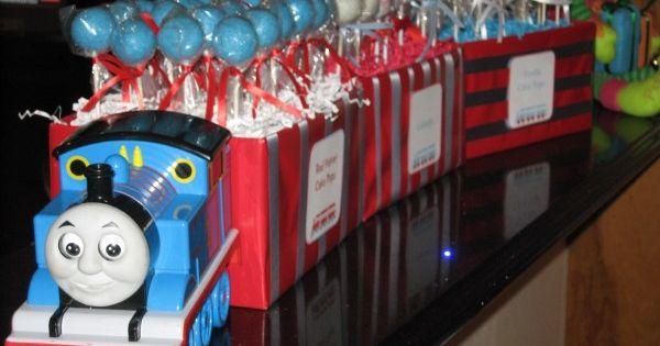 Sawyers 2nd Birthday Party Idea