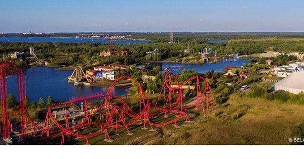 Freizeitpark Leipzig Belantis Ist Der Grosste Freizeitpark Ostdeutschlands Freizeitpark Kurzurlaub Reiseziele