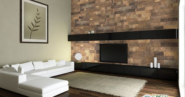 Cork wall tiles wall panel meadow cork decor tile for Cork flooring on walls