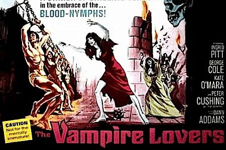 The 100 Best B Movies Of All Time Vampire B Movie Hammer