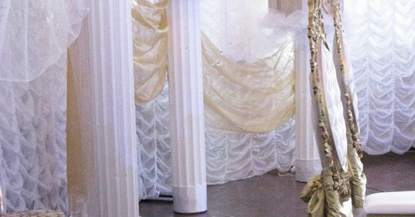 Аренда свадебного декора спб
