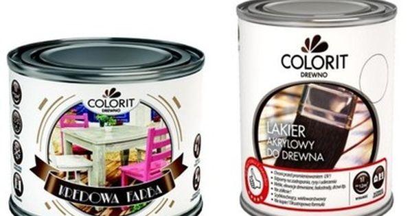 Zestaw Farba Kredowa Do Renowacji Mebli Lakier 6724816783 Oficjalne Archiwum Allegro Coffee Cans Drinks