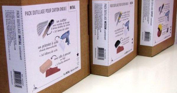 Packs D Outils Pour Meuble En Carton 3 Packs Outillage Selon Niveau Carton Meuble En Carton Mobilier De Salon