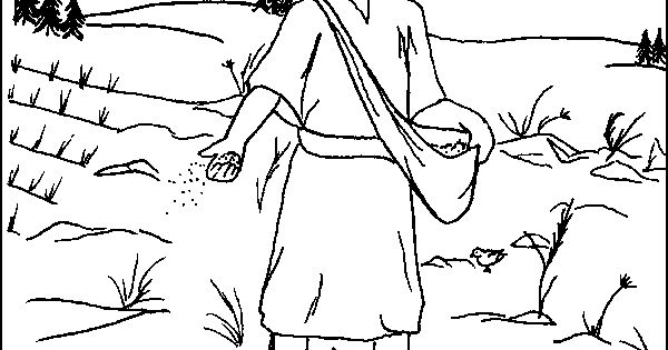 matthew 8 coloring pages - photo#46