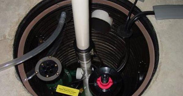 Healthy Air Solutions Store Radon Mitigation Radon Sump Pump