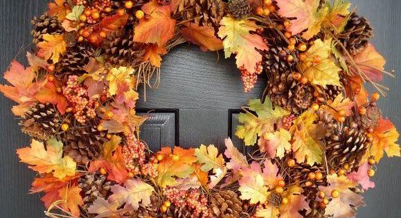 Diy herfst decoratie vriendinnenonline waar vriendschap begint idee n voor decoratie - Outdoor decoratie ideeen ...