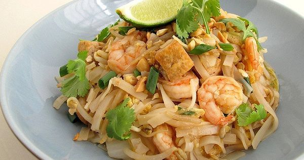 Gojee - Pad Thai with Shrimp and Fried Tofu by Gastronomer's Guide ...