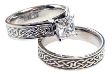 The Beauty Of Unique Engagement Rings Celtic Wedding Rings Celtic Engagement Rings Irish Wedding Rings
