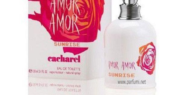 Amor Amor Sunrise Perfume For Women By Cacharel 3 4 Oz Perfume