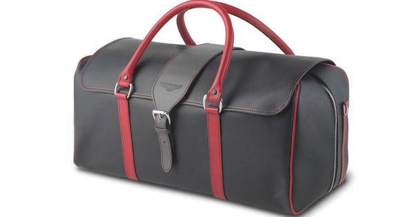 Weekender Leather Bag Luggage Luxury Gifts Bentley