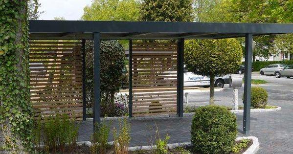 carport bilder von realisierten carport projekten. Black Bedroom Furniture Sets. Home Design Ideas