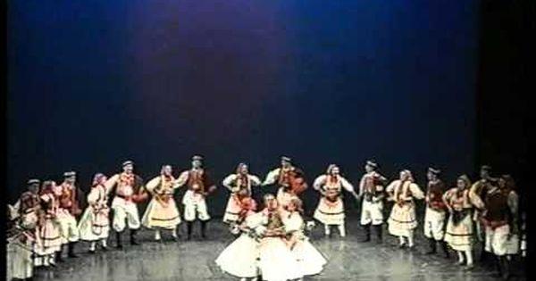 Ansambl Lado Prigorski Plesovi Zagreb Croatia World Of Color Traditional Music