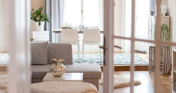 Wiener Wohnsinnige Homestory - Dezember 2014 Living rooms and Room - schöner wohnen farben wohnzimmer