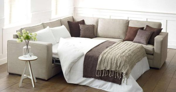 L Shaped Couch With Pull Out Bed Home Pinterest The