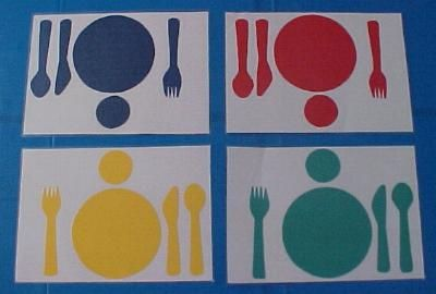 Les sets de table 1 inspirations ecole maternelle - Moustaches maternelle ...