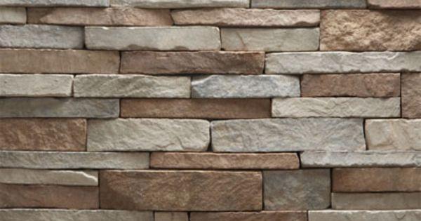 Daltile Manuf Stone Mesa Ledge Stack Pallet