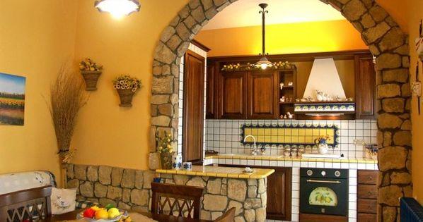 Cucine in muratura le idee migliori per la tua casa for Migliori riviste arredamento