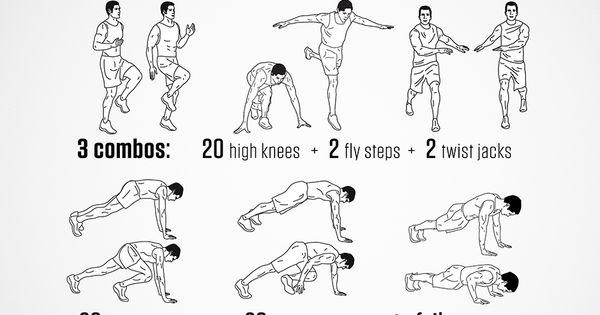 dante workout