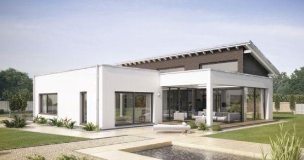 verdieping bungalow huizen met plat dak pinterest bungalows eenvoudig en huizen. Black Bedroom Furniture Sets. Home Design Ideas