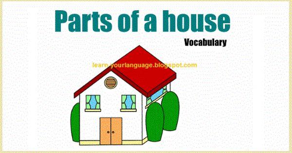 أجزاء المنزل بالانجليزي Learning Vocabulary Convenience Store Products