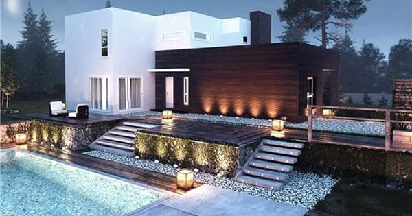 Construir una casa for Planos para aser una casa