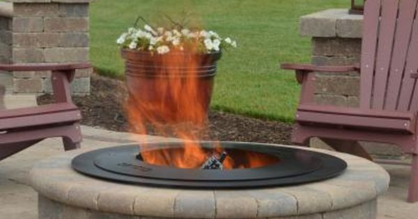 Zentro Smokeless Fire Pit In Stock Now Bf Landscape Www