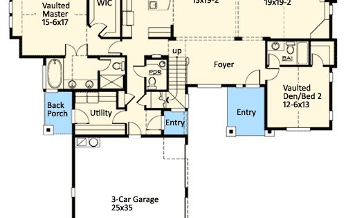 Wel e Allen Parker Builder Inc 2 additionally Most Popular Ranch House Plans Small further Pool House Design With Contemporain Piscine also One Point Perspective Drawing Of A Kitchen additionally 218833. on craftsman house plans