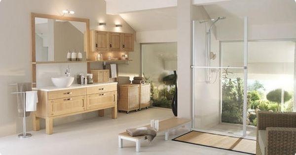 Photos salle de bain zen recherche google bricolage for Deco salle de bain zen et nature