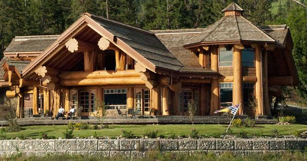 pioneer log homes availability photos of the 1800s pinterest log cabins cabin and logs. Black Bedroom Furniture Sets. Home Design Ideas