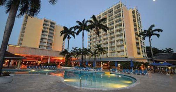 Sunset Beach Resort Spa Montego Bay Jamaica Sunset Beach