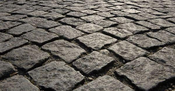Granite Cobblestone Pavers : Antique cobblestone northern granite