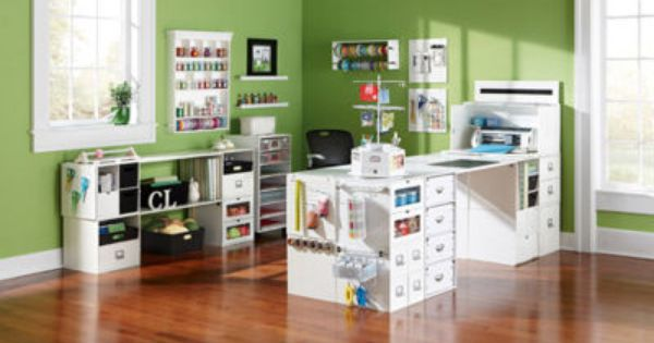 Dream Craft Room Storage