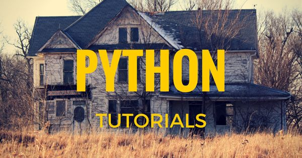 here are 500 programming tutorials including best python