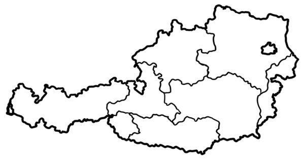 Malvorlage Kostenlos Landkarte In 2021 Kostenlose Ausmalbilder Landkarte Landkarte Osterreich