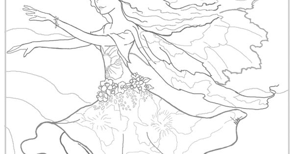 phee mcfaddell coloring pages - photo#21