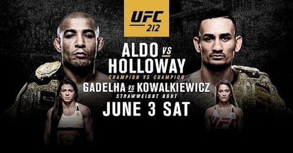 Mma Ufc 212 Aldo Vs Holloway Still Breathing Ufc Ufc News Jose Aldo