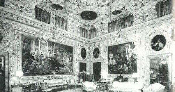 Venice Italy Venetian Palazzo Interiors   Venice Italy ...