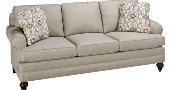 Kincaid Furniture Studio Select Studio Select Sofa Also Available In Sunbrella Jordan 39 S