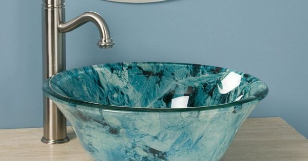 20 Vessel Sinks That Will Look Great In Any Home Glass