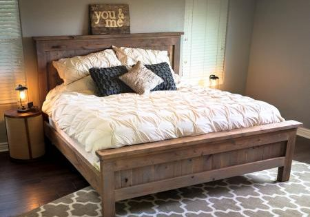 wooden king beds 1